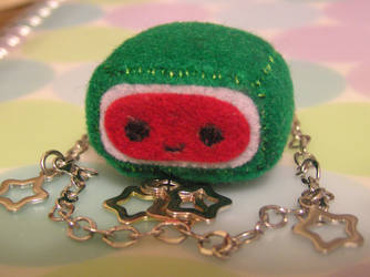 square watermelon by starxxlight