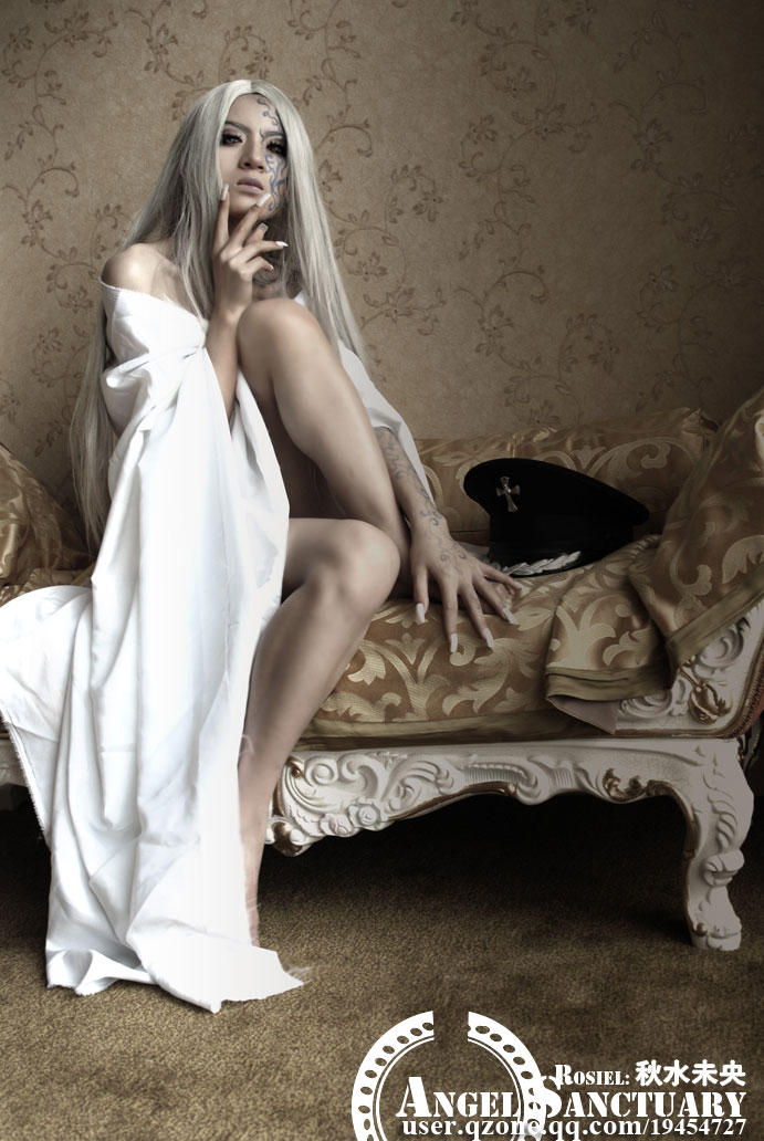 angel sanctuary-1 by heise