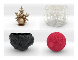 4 modelos by elminino