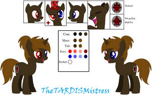 MLP: Garrick by TheTARDISMistress