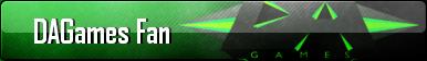DAGames Fan Button by TheTARDISMistress