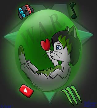 W.A.R. (DAGames Fan Art) by TheTARDISMistress