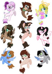 Sea Pony Fun! by TheTARDISMistress