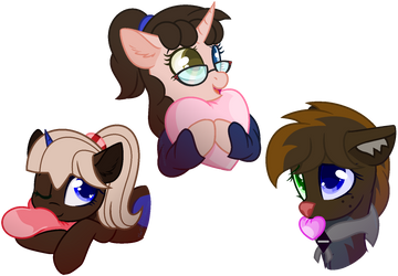 Are We Cute Yet? (Valentine's Day 2019) by TheTARDISMistress