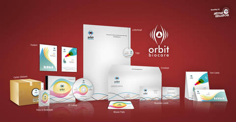 Corporate Presentation Option1 by HeyShiv