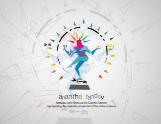 Nataraja - God of Dance by HeyShiv