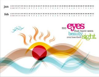 Wallpaper Design for Eye Care by HeyShiv