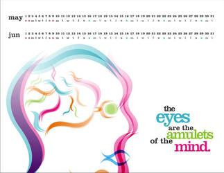 Wallpaper Design Eye Care 3 by HeyShiv