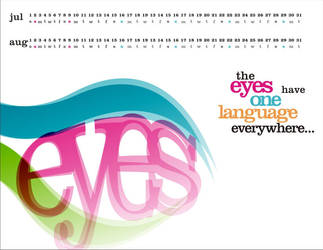 Wallpaper Design Eye Care 4 by HeyShiv