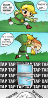 Nintendo Logic -Tap Dat edition by 4bitscomic