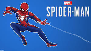Marvel Spider-Man PS4 wallpaper by thegamingdrawer