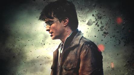 Harry Potter Wallpaper by matheussos