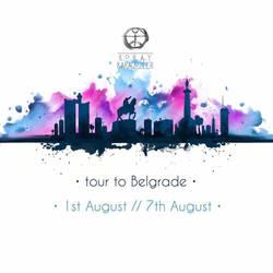 Tour to Serbia by koraykaragozler