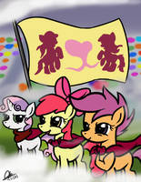 Hearts as Strong as Horses by MrAsianhappydude
