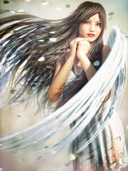 Angel Spirit 3 by LaMuserie
