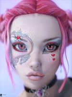 Valentine 's Spirit 5 by LaMuserie