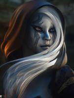 Dark Elf 7 by LaMuserie