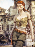 Medieval Age 14 by LaMuserie