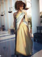 Femme d'Ailleurs 29 by LaMuserie