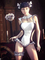 Maids know all your Secrets 1 by LaMuserie