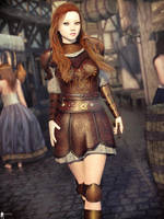Medieval Age 18 by LaMuserie