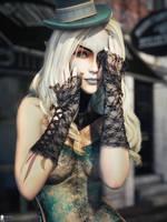 Steampunk Spirit 18 by LaMuserie