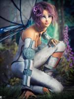 Fairie 16 by LaMuserie