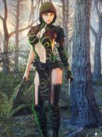 Elfin 11 by LaMuserie