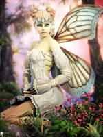 Fairie 1 by LaMuserie