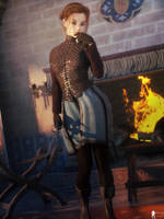 Medieval Age 24 by LaMuserie