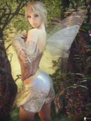 Fairie 17 by LaMuserie