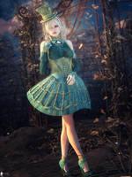 Tales Girl 5 by LaMuserie
