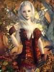 Fairie 19 by LaMuserie