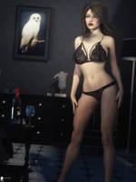 Sophia 7 by LaMuserie