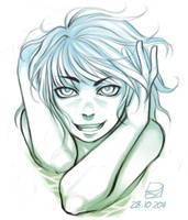 sketch 1 by GoldenTar