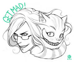 Get mad! by GoldenTar