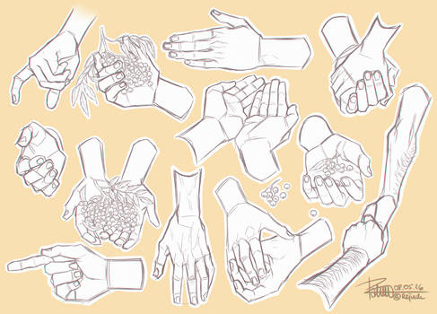Hands 1 by GoldenTar
