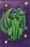 Septiceye Dragon by FairyOfSomething