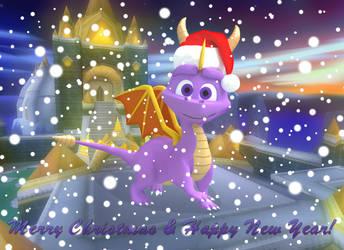 Merry Christmas! by RadSpyro