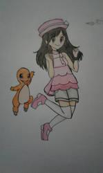 Me - Pokemon style by BunnyAyuki
