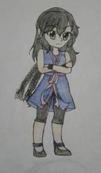 Chibi Mei Li by BunnyAyuki