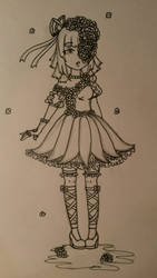 Flower Girl by jolie-souris