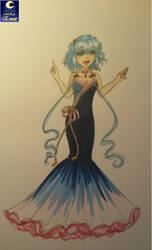 [MRA] Mirai's Gala Dress by jolie-souris