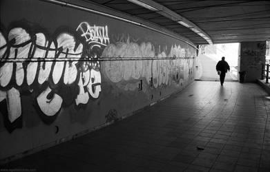 underpass II by mrtso