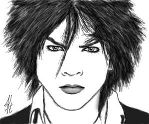 Adam Lambert Digital by requiem1by1