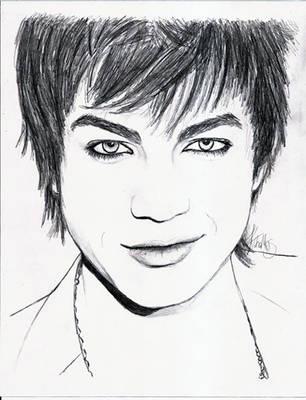 Adam Lambert 2 by requiem1by1