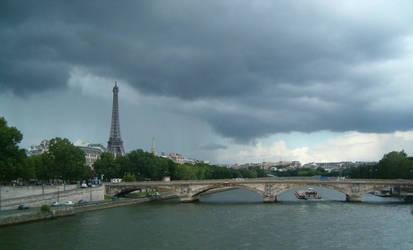 Paris by FrancesBeanOHara