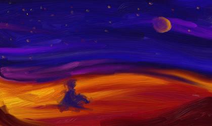 cielo by FrancesBeanOHara