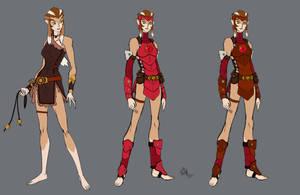 Pumyra concept by balgus82
