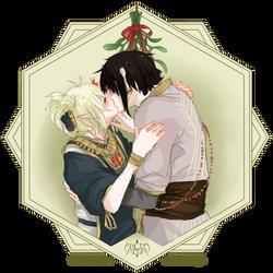 AA| Mistletoe Challenge Song-Lu Boys by knoc0ut